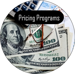 Pricing Programs